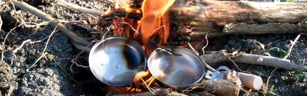 """UFO – disk na pečenie, musíme rovnako ako starú panvicu našej babky, alebo železný kotlík, pred použitím """"zasvätiť"""""""